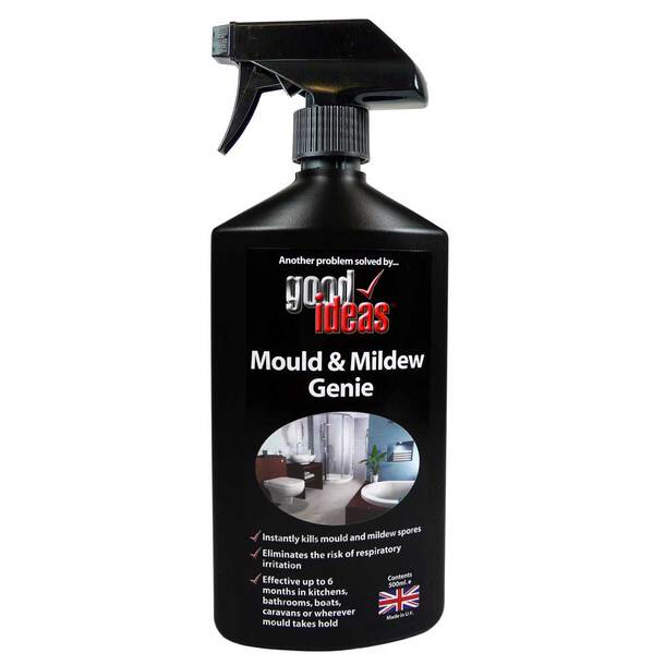 Mould and Mildew Genie