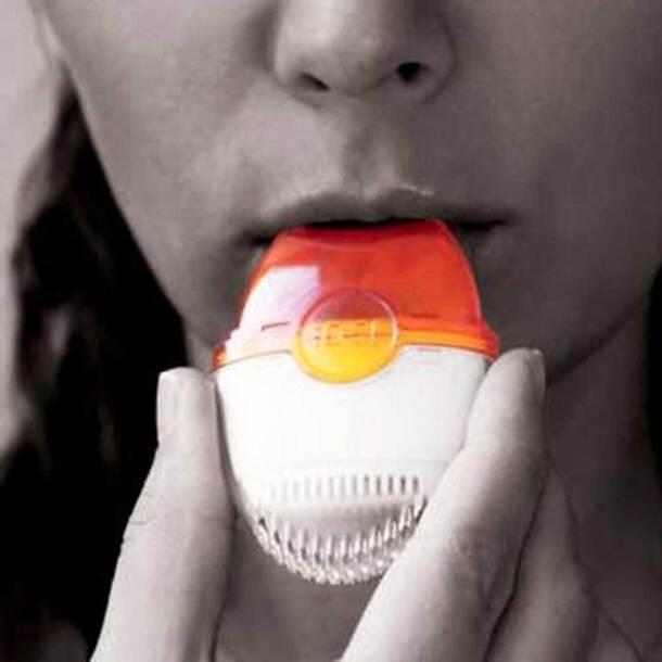 Inhalo Dry Salt Inhaler Bronchial