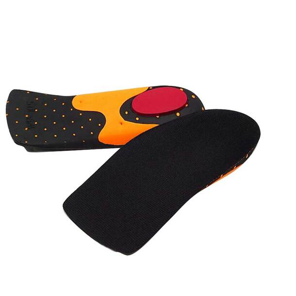 Happy Feet Orthotic Insoles (Pack of 3 Pairs)