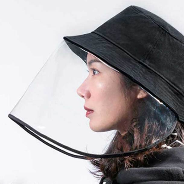 3-Way Visor Hat