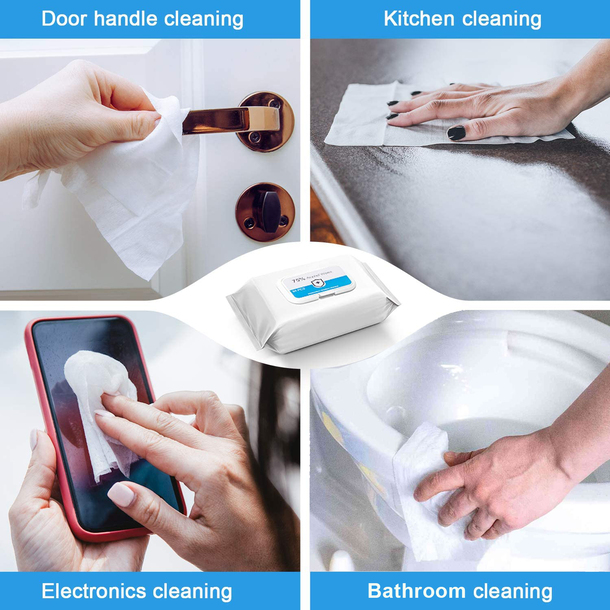 Sanitising Hand Wipes