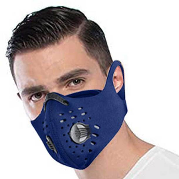 Activated Carbon Filter Mask