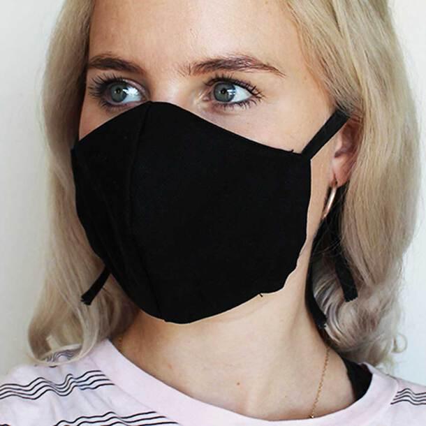 Reusable Washable Face Masks (Set of 3)