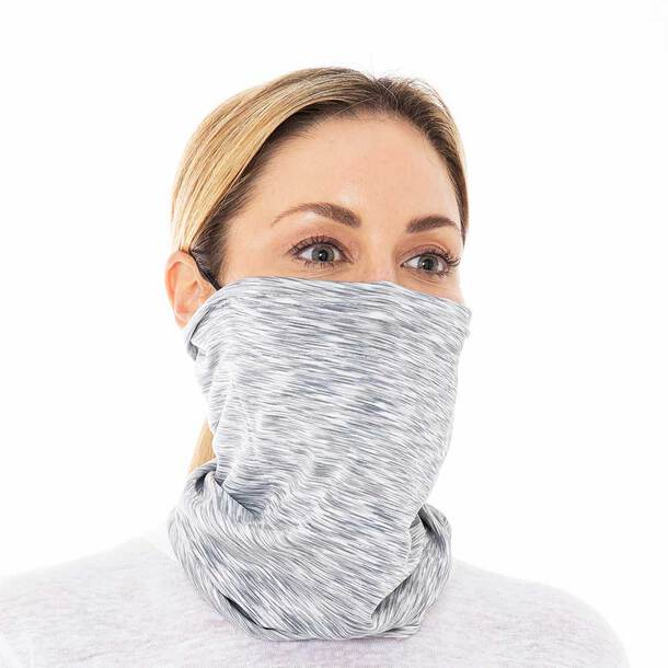 Bandana Mask (Navy+Grey+15 Filters)