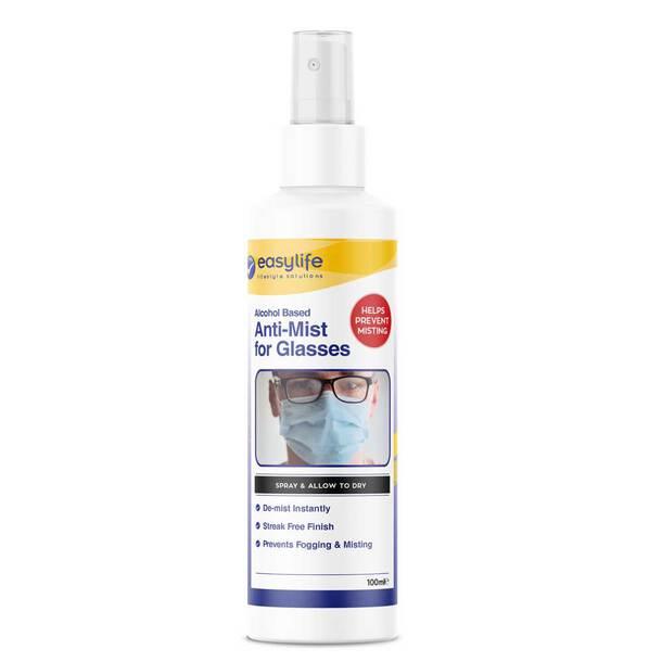 Anti-Mist Spray For Glasses 100ml