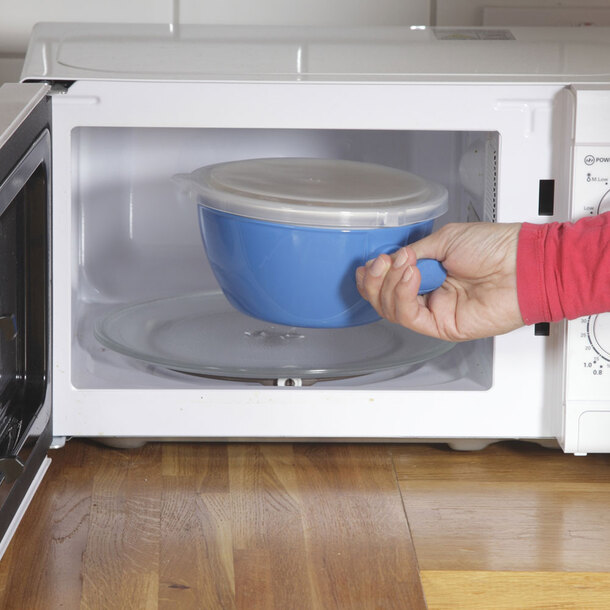 Comfort Touch Microwave Bowl