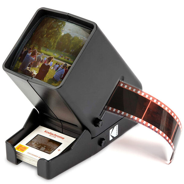Film and Slide Viewer