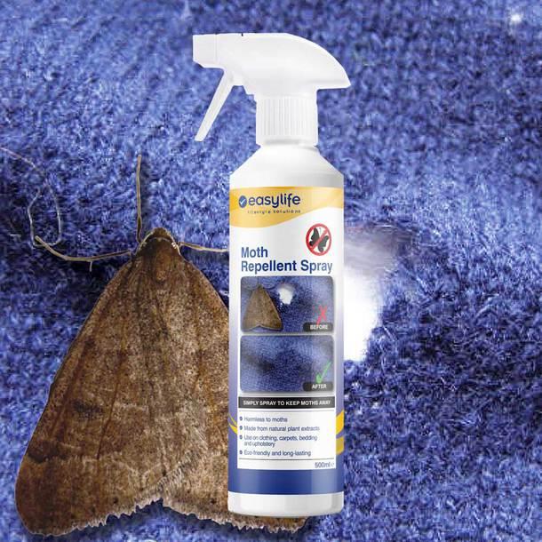 Moth Repellent Spray