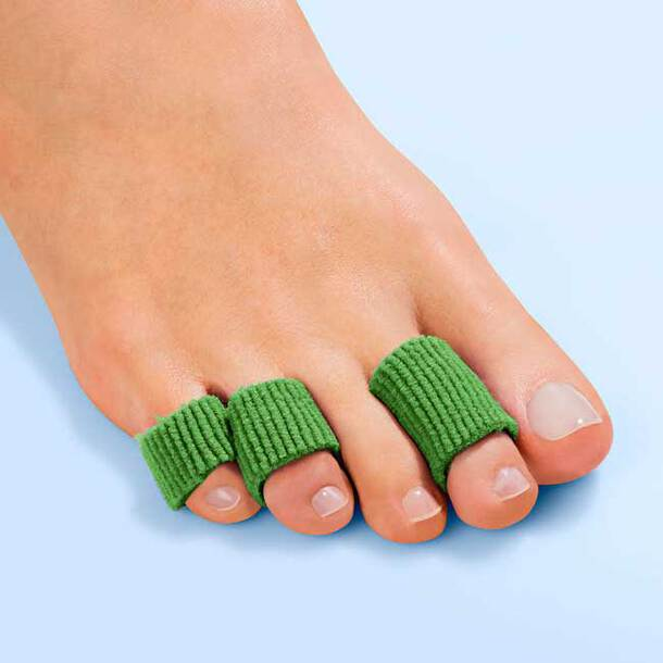 Toe Protector with Aloe (Set of 2 Tubes)