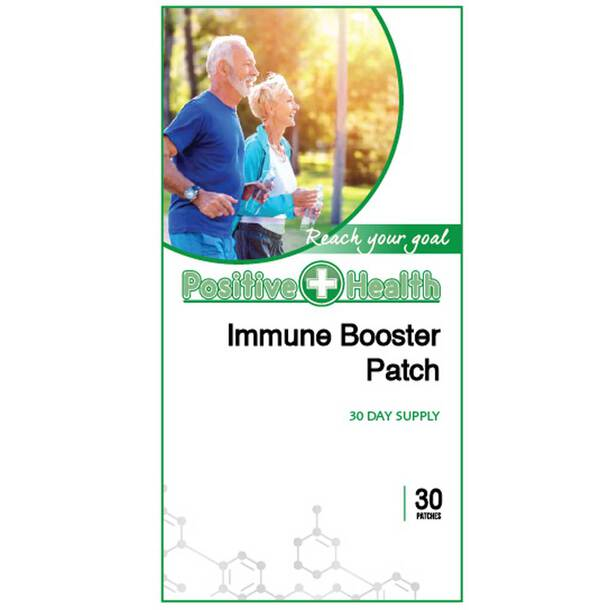 Positive Health Immunity Booster Patch (Pack of 30)