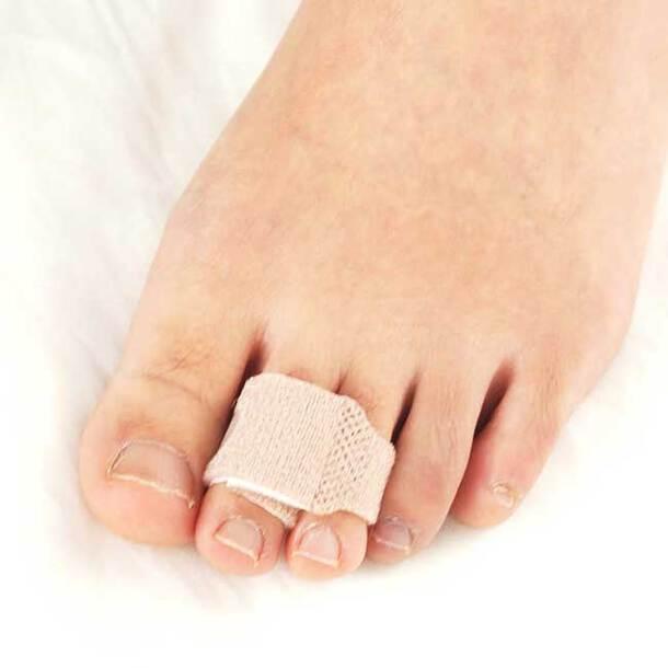 Toe Straightener Wrap (set of 2)