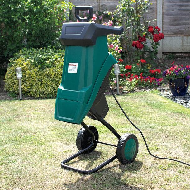 Electric Powerful Rapid Garden Shredder