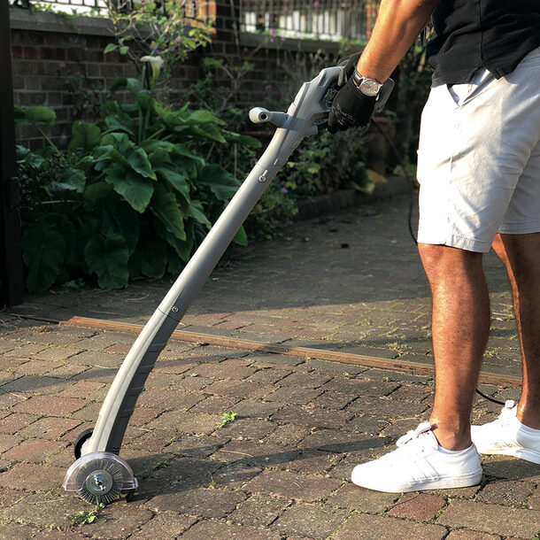 Eckman Electric Weed Cleaner