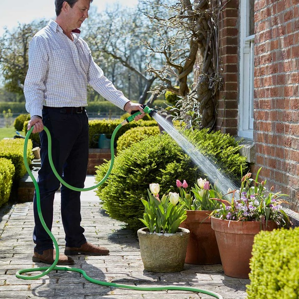 Expanding Hercul-Easy Hose + £20 of accessories FREE including Bag