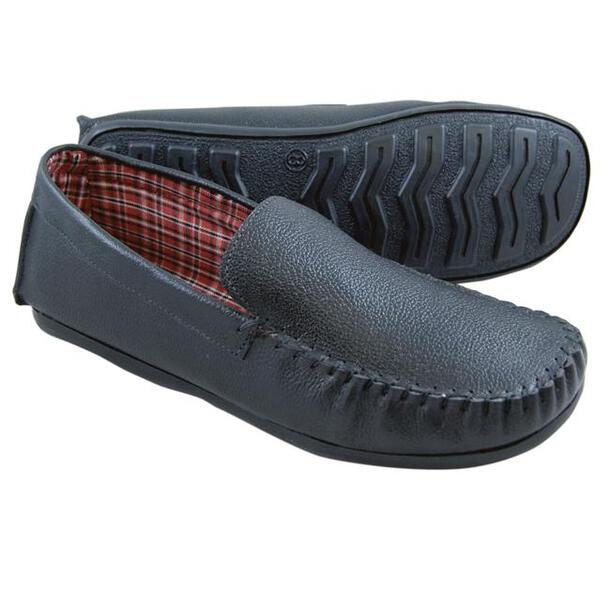 Gent's Leather Moccasins (Pair)