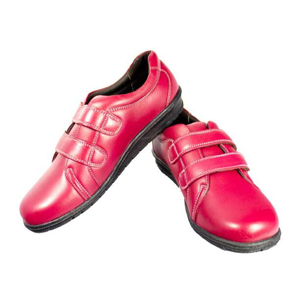 Leather Easy-Step Shoes (Pair)